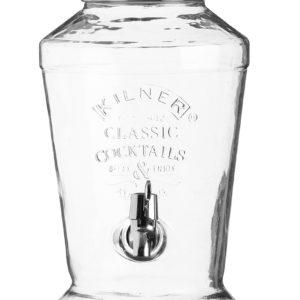 Диспенсер для напитков, 6 л, стекло, Kilner