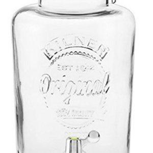 Диспенсер для напитков, 5 л, стекло, Kilner