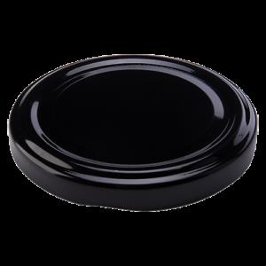 Крышка для банок ТО-58 черная