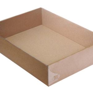 Коробка подарочная Крафт 190х150х065