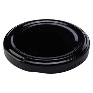 Крышка для банок ОТ-53 (черные)